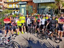 """Le prime """"distanze"""" 2019 in Liguria e l'arrivo alla San Remo"""