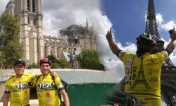 "I nostri ""ultracycler"" alla 19esima Parigi-Brest-Parigi!"