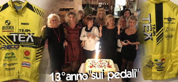 """La festa del nostro 13°anno """"sui pedali"""" alla Cascina dei Filagni!"""