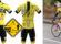 La sicurezza in strada: il logo 1,5 m by ACCPI sulle divise del Team TEX