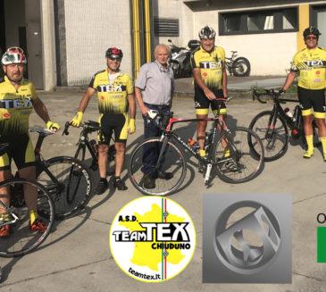 Pedalando con i nostri   sponsor: P.S.M. Propersi Sterbiati!