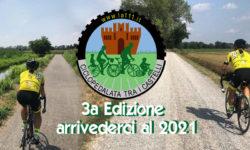 Ciclopedalata tra i castelli: Arrivederci al 2021