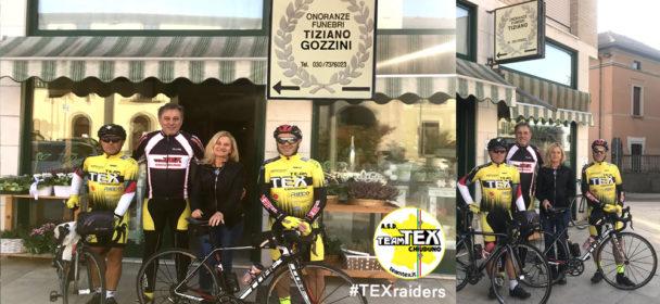 Pedalando con i nostri sponsor: Onoranze funebri Gozzini Tiziano