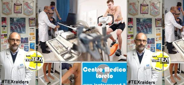Pedalando con i nostri sponsor: Centro Medico Loreto 9