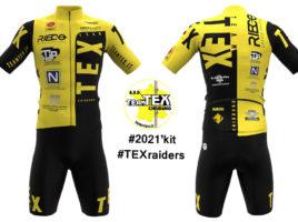 Team TEX 2021 cycling's kit