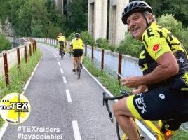 L'estate sui pedali dei TEX's raiders